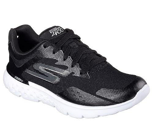 Skechers Performance Women's Go Run 400 Motivate Running Shoe,White,7 M US