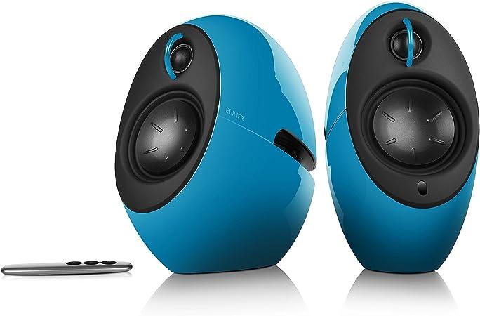 Edifier Luna E25 Design Lautsprecherset Mit Bluetooth Computer Zubehör