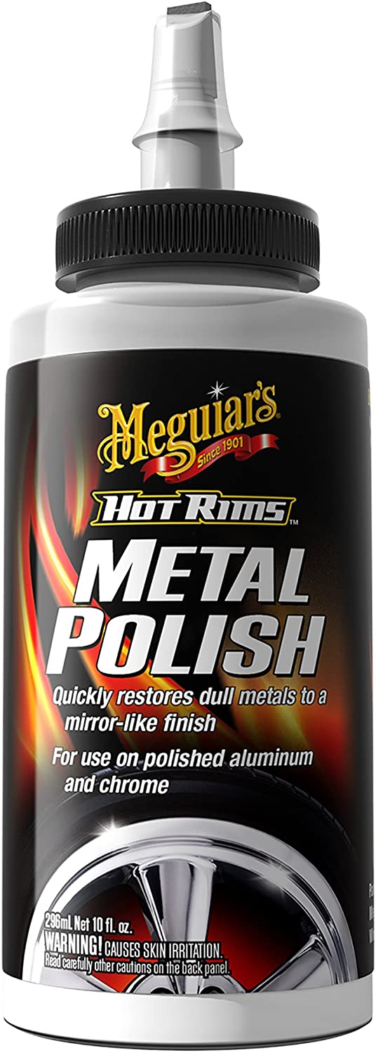 Meguiar's Hot Rims Metal Polish