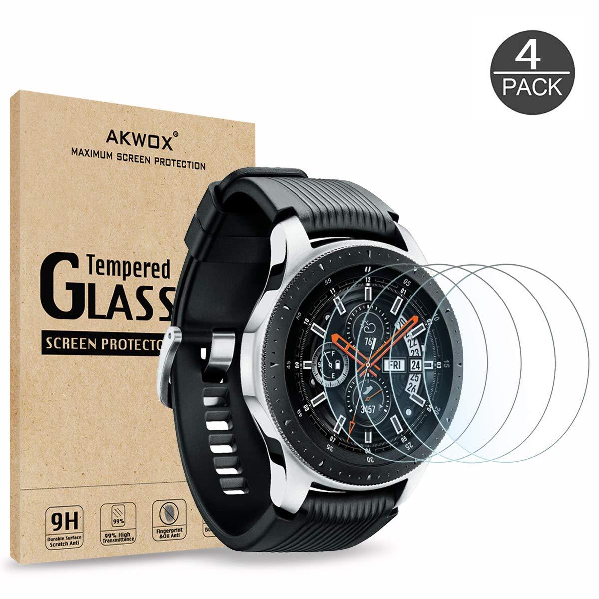 Vidrio Protector Para Samsung Gear S3 X4 Akwox -7grncpjq