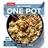 The Complete One Pot: 400 Meals for Your Skillet, Sheet Pan, Instant Pot®, Dutch Oven, and More (The Complete ATK Cookbook Se
