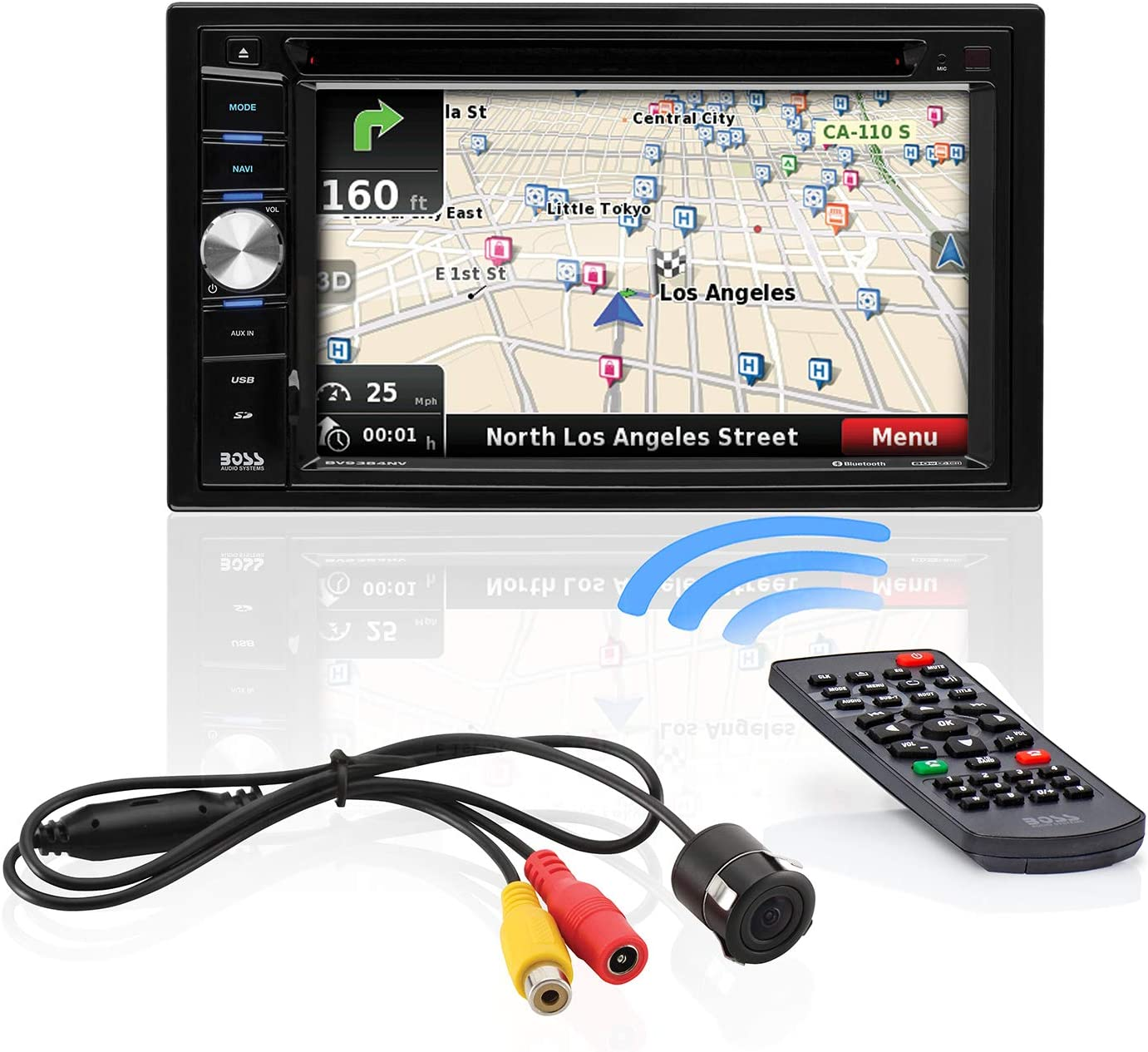 BOSS Audio Systems BVNV9384RC Car GPS Navigation
