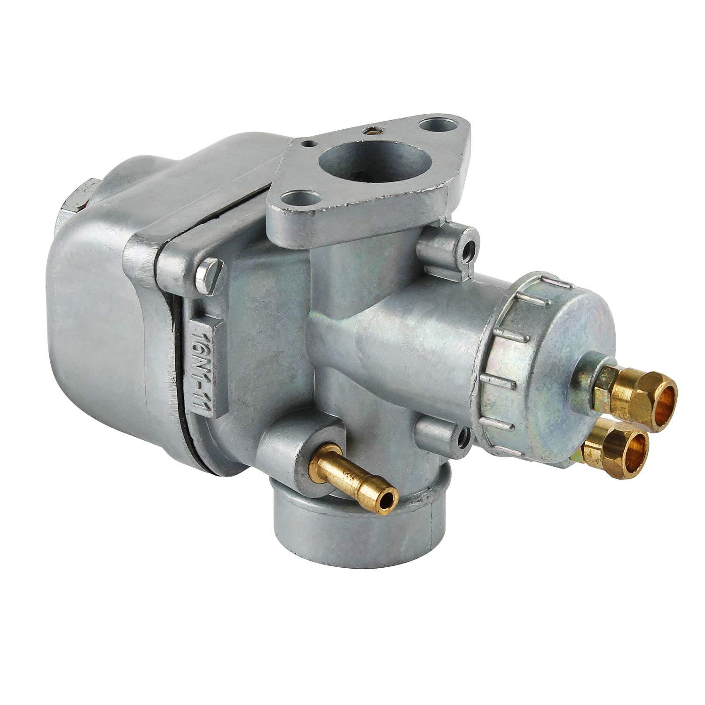Wilktop 21mm Vergaser oder Simson S50 S51 S70 16N1-11 Tuning Vergaser Motorrad Carburetor Passend f/ür Simson MZA 16N1 ID: 21mm