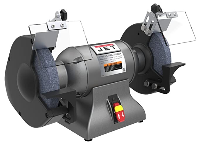 best bench grinder: Jet 578008 - the perfect choice if you're seeking an industrial bench grinder