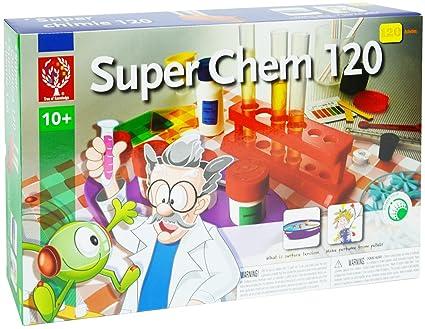 Edu-Toys  Power Tech Super Chem 120