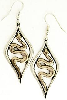 product image for Jane Iris Designs Kundalini Earrings
