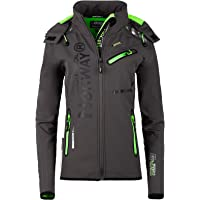 Geographical Norway - Chaqueta softshell para mujer