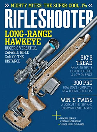 RifleShooter: Amazon com: Magazines