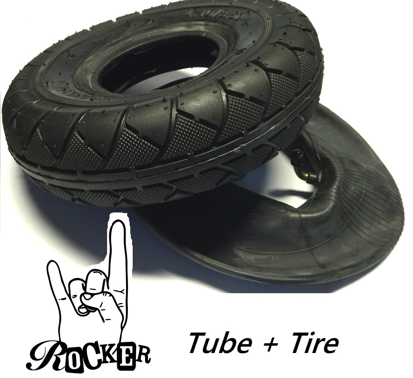 Rocker The Mini BMX repuesto Street V2 abrigo clásico neumáticos + manguera de repuesto con válvula de auto 792_tireV2+tube