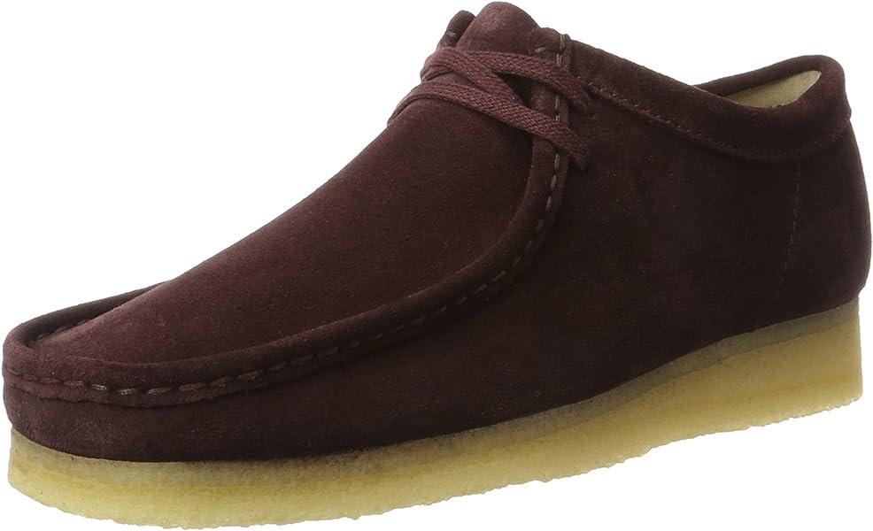 78c73092e0be Clarks Originals Men s Wallabee Lace-Up Shoes