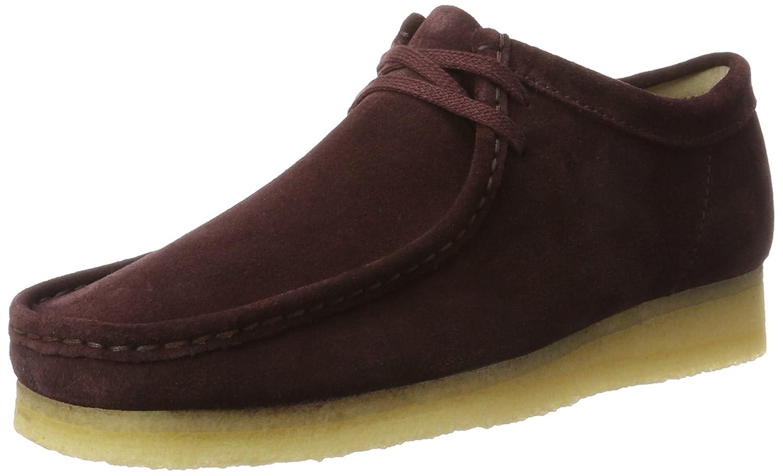 Clarks 261283607, Zapatos de Cordones Hombre