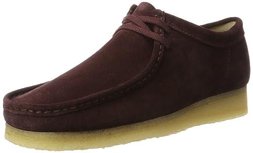 Clarks Originals Herren Wallabee Lace Up Schuhe