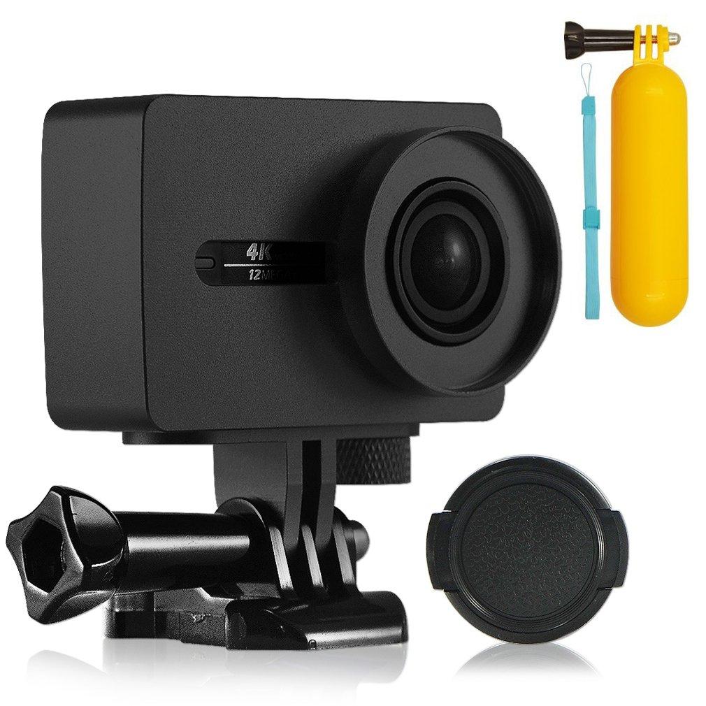 First2savvv Xm2 Tl 01 Black Aluminium Alloy Protective Housing Case Xiaomi Yi Ii 4k Action Camera 2 Shell For