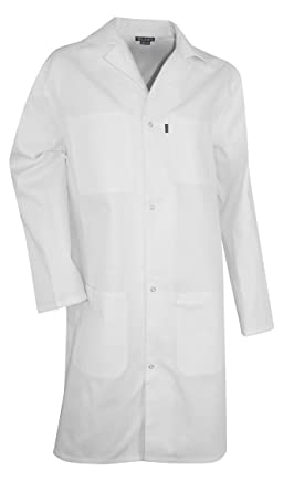 LMA Pigment - Bata blanca de laboratorio para estudiante - 16 - multicolor