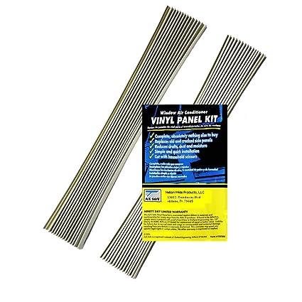 sharp window air conditioner side panels