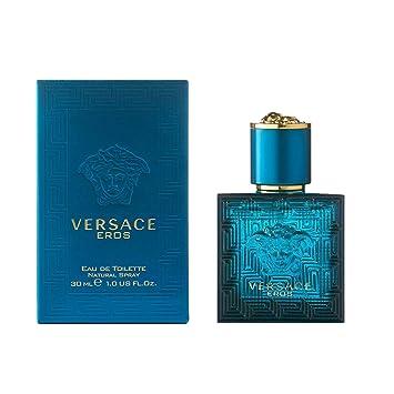 ce4495a7e Versace Eros - Eau de toilette  Amazon.fr  Beauté et Parfum