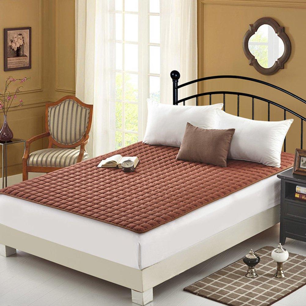 mattress/thin non-slip mattress/folding dormitory mat is/tatami bed pad/mattress-E 180x200cm(71x79inch)