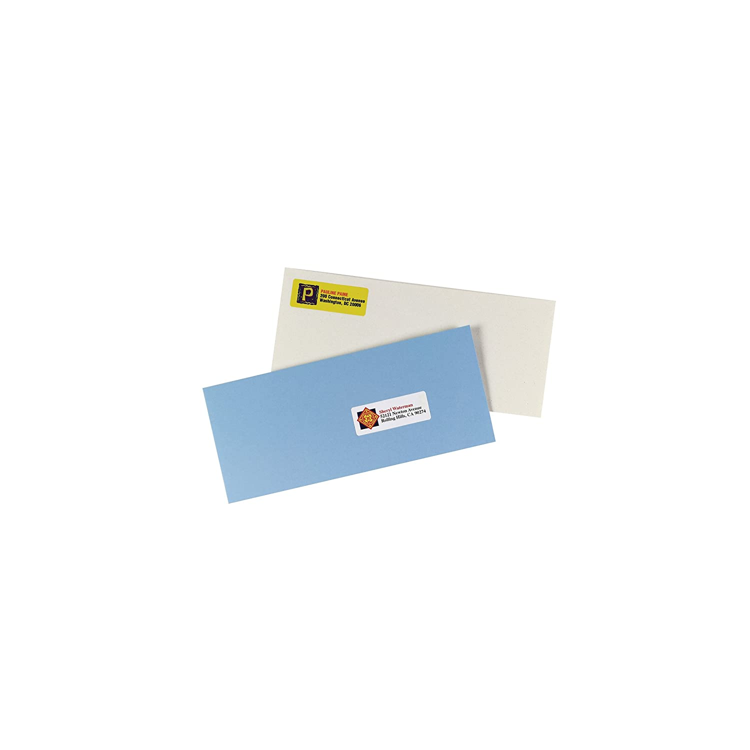 Amazon Avery Address Labels For Ink Jet Printers 8250 20