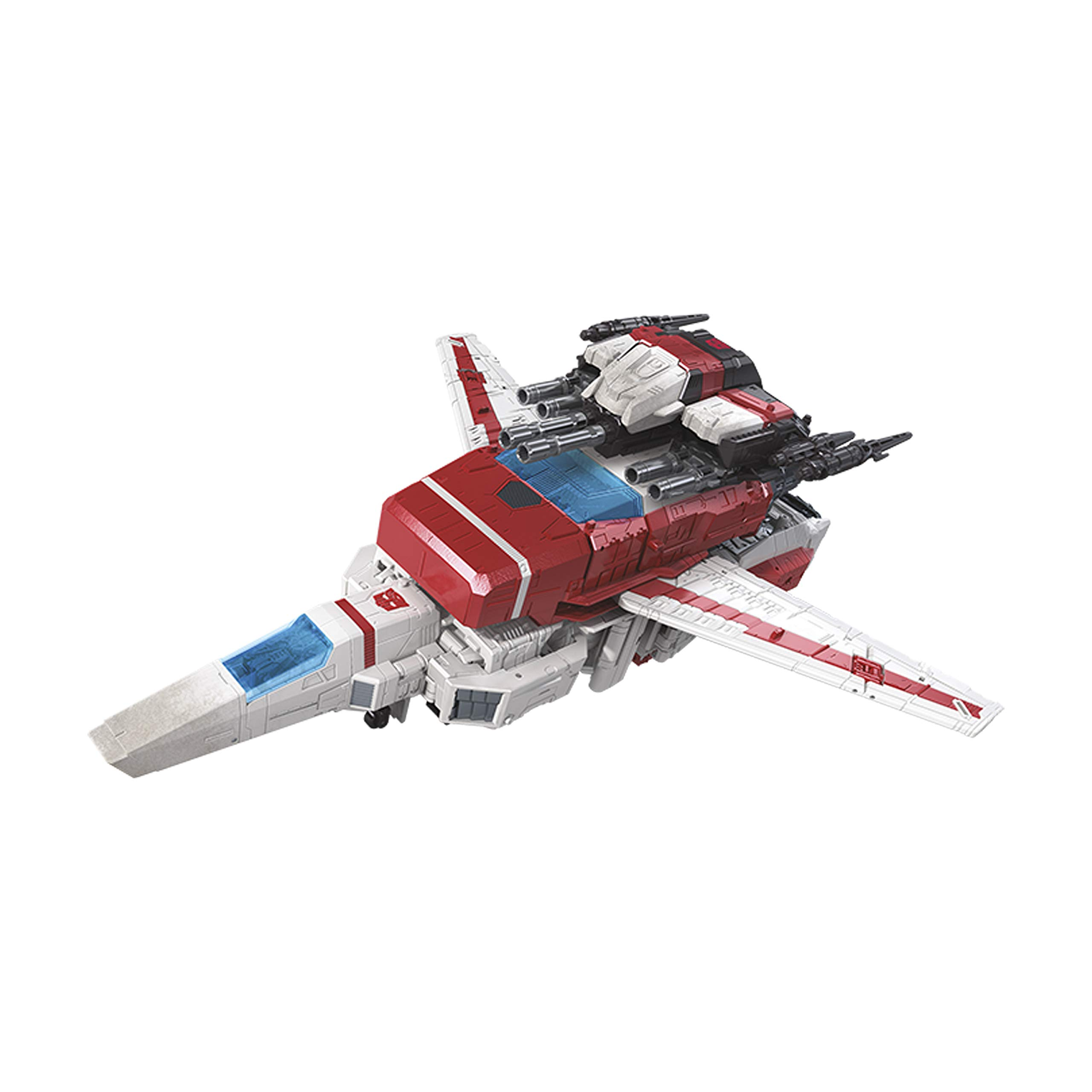 Transformers Toys Generations War for Cybertron Commander Wfc-S28 Jetfire Action Figure - Siege Chapter - Adults & Kids Ages 8 & Up, 11'' by Transformers (Image #3)