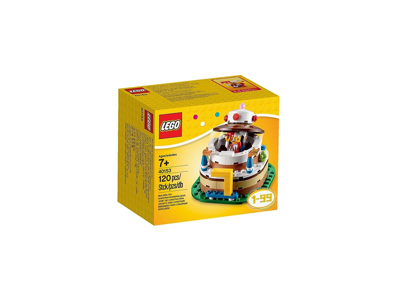 LEGO Birthday Decoration Cake 40153 Image 1