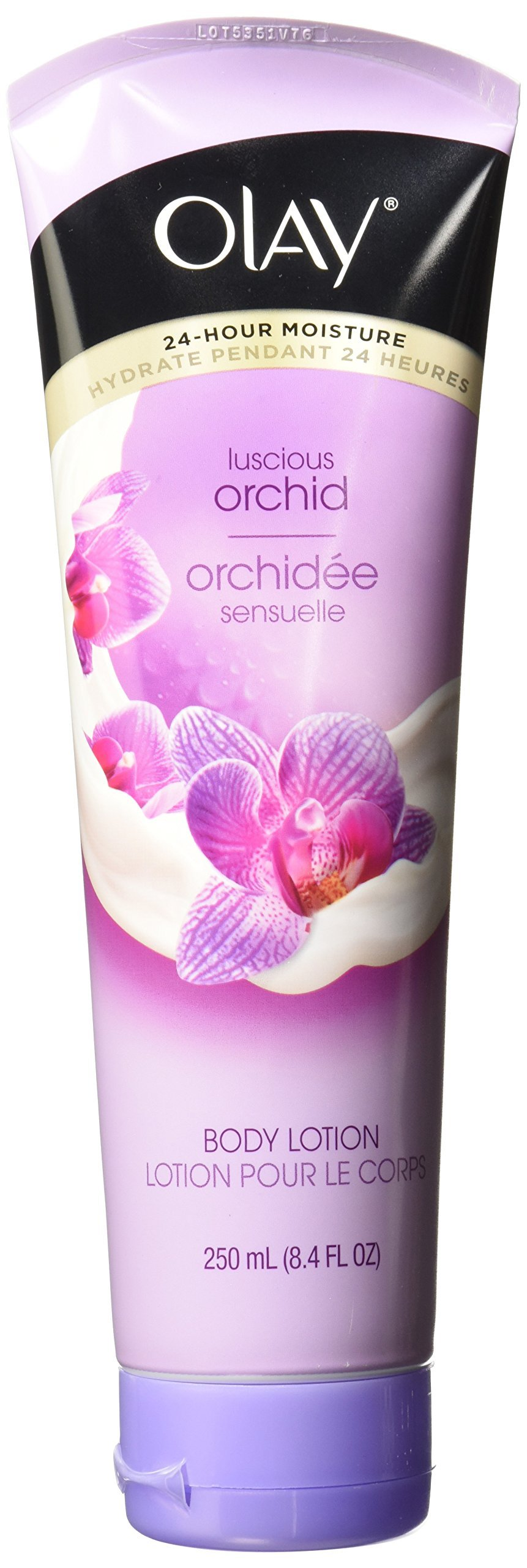 Olay Body Lotion Tube Luscious Orchid 8.4 Ounce (Pack of 2) by Olay