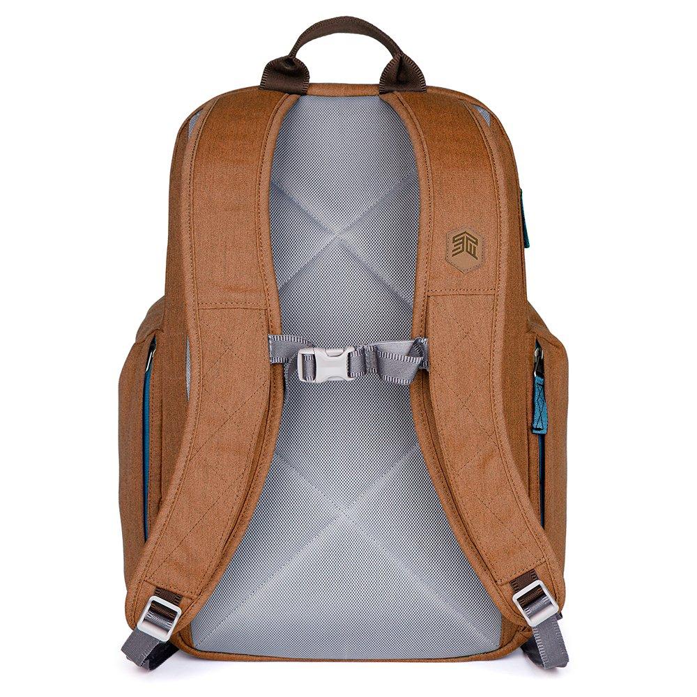 STM Kings Backpack For Laptop & Tablet Up To 15'' - Desert Brown (stm-111-149P-10) by STM (Image #5)