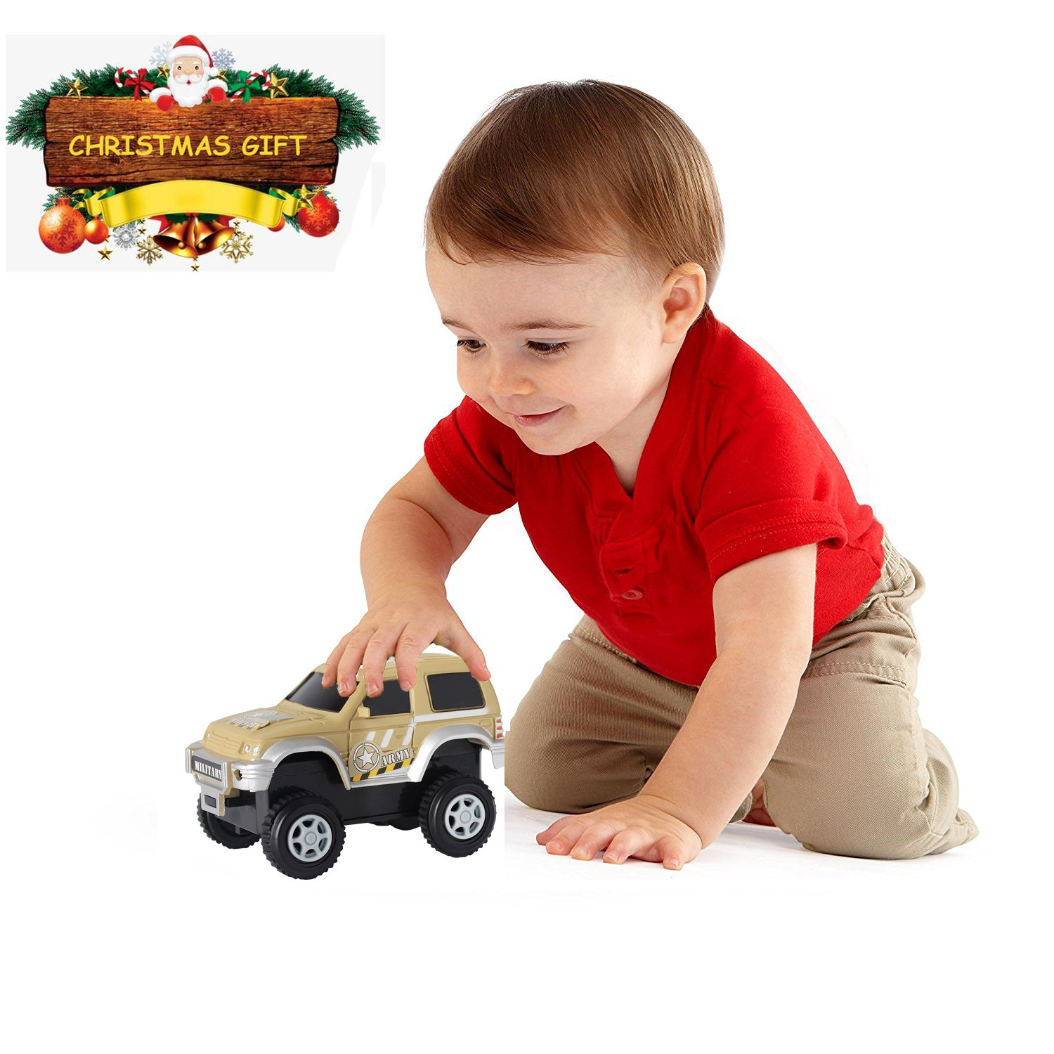 Amazon Toy Cars for 1 2 3 Year Old Boys or Girls Battery