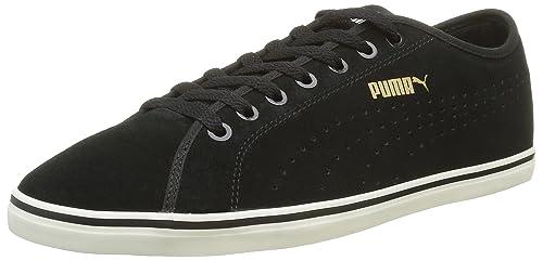 09345439c74163 Unisex Elsu V2 Perf Sd Black-Black Sneakers  Buy Online at Low Prices in  India - Amazon.in