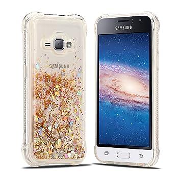 Funda Samsung J1 2016, Carcasa Galaxy J1 2016 Silicona ...