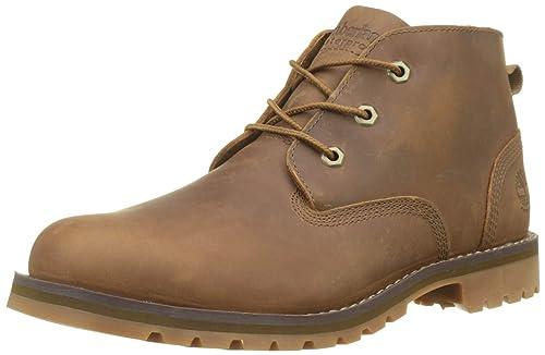 Timberland Larchmont Waterproof Chukka, Botas Hombre: Amazon.es: Zapatos y complementos