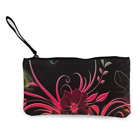 Amazon.com: Monedero Hippie Flower Best para hombre con ...