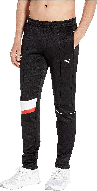 PUMA Scuderia Ferrari T7 - Pantalones de chándal para Hombre ...