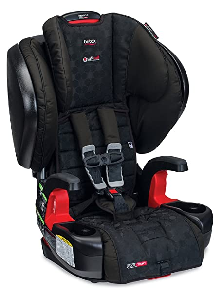 This Booster Seat Is Suitable For Use By Children Weighing Between 40 And 100 Pounds As A Forward Facing Car With 5 Point Harness Before That