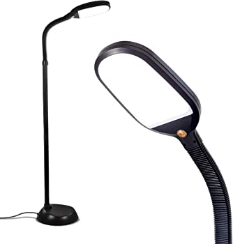 Brightech Litespan Bright LED Floor Lamp