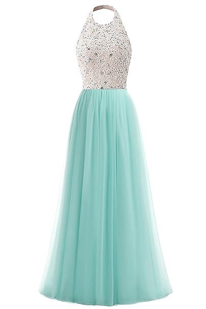 The 8 best aqua prom dresses under 100
