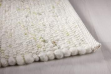 Moderner Landhaus Teppich Handwebteppich Fjord Aus Hochwertiger Schurwolle  Für Wohnzimmer Schlafzimmer Und Die Küche Geeignet Und