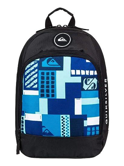 dbfc12dc2e Quiksilver Chompine 12L - Petit sac à dos - Garçon Enfant - ONE SIZE - Bleu:  Quiksilver: Amazon.fr: Vêtements et accessoires