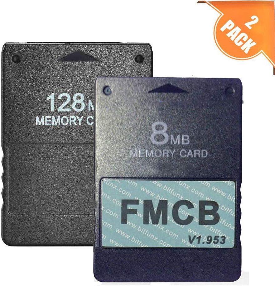 Amazon com: Braylin FreeMcBoot 1 953 8MB Memory Card and 128MB