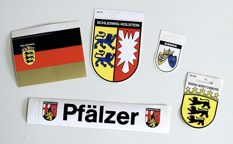 Aufkleber I love Brandenburg 30 x 120 mm ~~~~~ schneller Versand innerhalb 24 Stunden ~~~~~