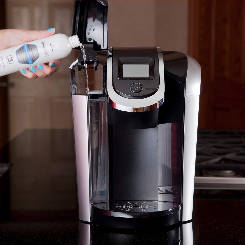 CAL solución cafetera eléctrica limpiador y descalcificador ...