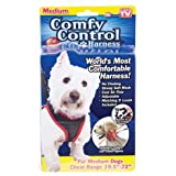 Telebrands 4893-12 Comfy Control Dog Harness, Medium