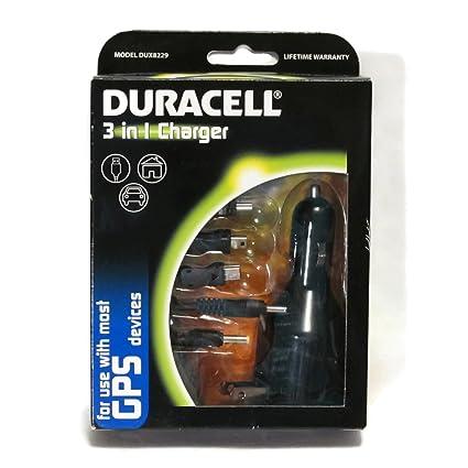 Amazon.com: Duracell Cargador 3 en 1 para uso con la mayoría ...