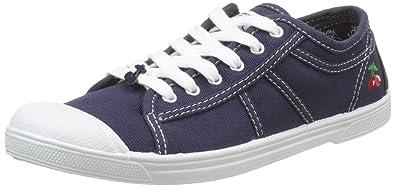 Chaussures Des Femme 02 Le Temps Basic Cerises Baskets 1waapq