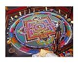 Paul Colombini Mandala in Colored