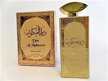 8bc651c50 Amazon.com: Dar Al Maknoo, Unisex Arabian Fragrance, Eau De Perfume ...