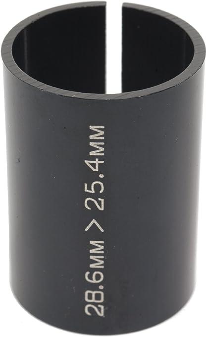 """Steer Tube Adapter Headset Spacer 1 1//8/"""" to 1/"""" Threadless Stem Shim"""
