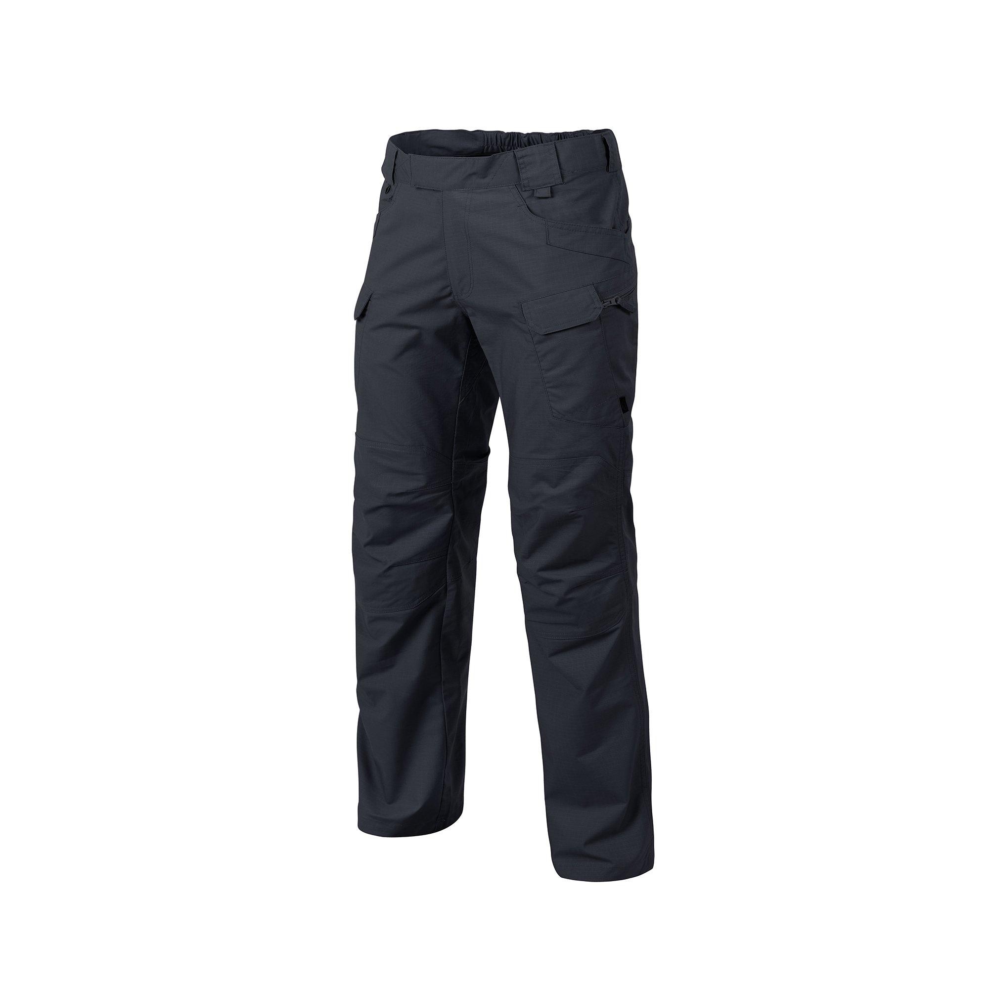 Helikon UTL Tactical Urban Shorts Mens Ripstop Hunting Cargo Pants Jungle Green