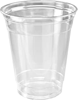 product image for SOLO Cup Company Plastic Party Cold Cups, 16 oz, Clear, 100 pack