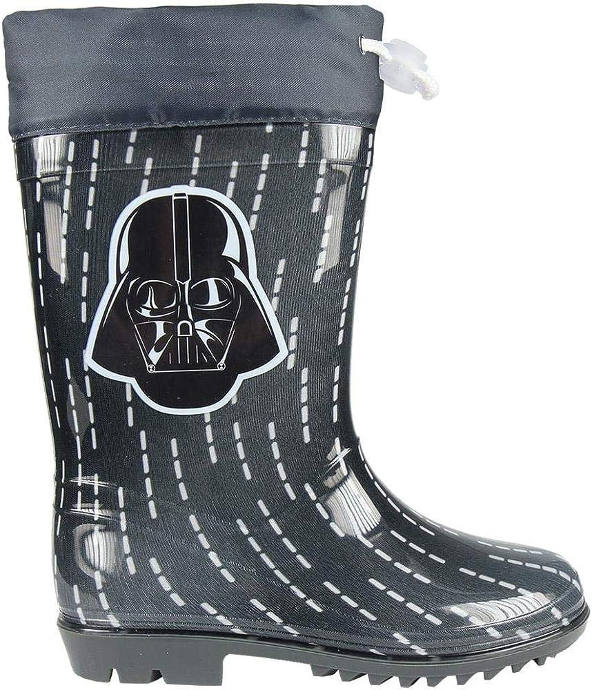 Star Wars - Botas de Agua PVC (25 EU): Amazon.es: Zapatos y ...