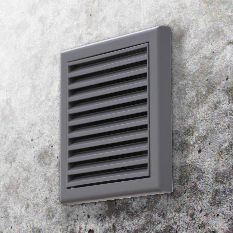 Blauberg UK 6/pulgadas 150/mm conducto de pl/ástico redondo y accesorios para ventilador Extractor ventilaci/ón/ /Conducto acoplador/ /150/mm
